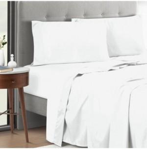 Sunham 4-Piece Cal King Sheet Set with Anti Odor Technology Bedding