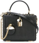 Dolce & Gabbana 'Dolce' box tote - women - Leather - One Size