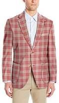 Kroon Men's Bono 2 Fancy Silk and Wool Italian Fabric