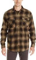 Wrangler Men's Authentics Long-Sleeve Fleece Shirt