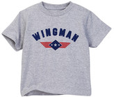Kid Dangerous Wingman Tee (Toddler & Little Boys)