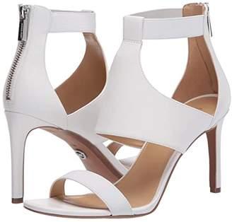 MICHAEL Michael Kors Dominique Sandal (Black) Women's Shoes