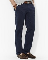 Polo Ralph Lauren Flat-Front Chino Pants - Classic Fit