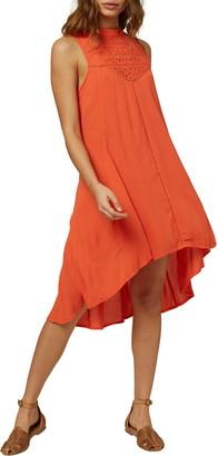 O'Neill Issa Woven Trapeze Dress