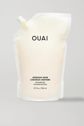 Ouai Medium Hair Shampoo Refill, 946ml