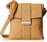 MG Collection Carlota Satchel Travel Cross Body Bag