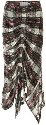 Preen by Thornton Bregazzi Madelyn midi skirt