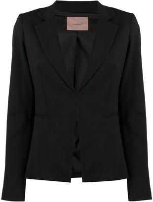Twin-Set Slim Fit Tailored Blazer