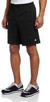 Champion Men's Jersey Short With Pockets, Black, Medium