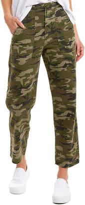 Pistola Denim Phoenix Platoon High-Rise Straight Leg