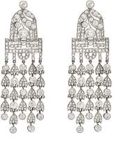 Stephanie Windsor Antiques Women's Art Deco Waterfall Earrings