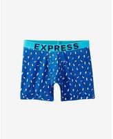Express penguin print boxer briefs