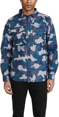 Barbour Ocean Camo Overshirt