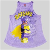 Batman Girls' Lego Tank Top