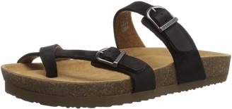 Eastland Women's TIOGO Sandal Black 9 M US