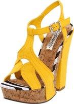 Naughty Monkey Women's Marionette Platform Sandal