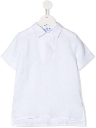 Siola Short-Sleeved Polo Shirt