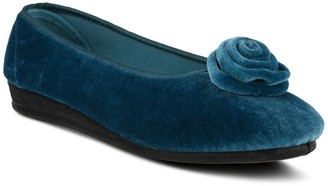Spring Step Flexus by Roseloud Women's Ballet Flats