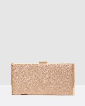 Forever New Adele Box Clutch