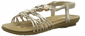 Lotus Women Marci Open Toe Sandals