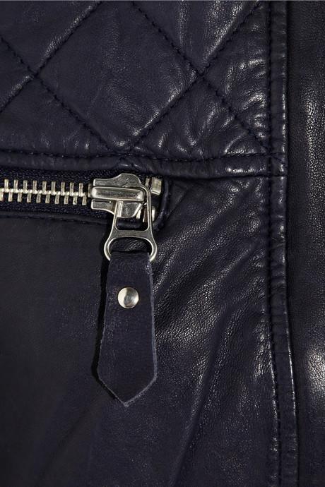 Etoile Isabel Marant Kady washed-leather jacket
