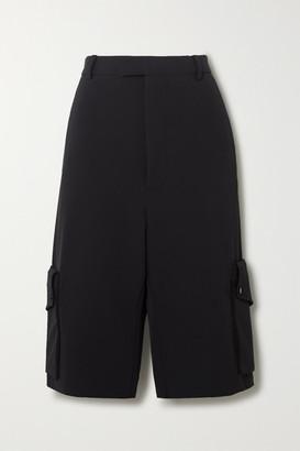 Bottega Veneta Stretch-twill Shorts - Black
