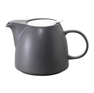 Ambrosia Zoey Teapot Charcoal 1L