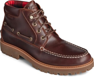 Sperry Authentic Original Waterproof Moc Toe Boot