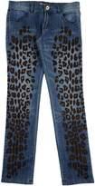 Roberto Cavalli Denim pants - Item 42418948