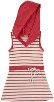 LAmade Kids Selene Dress (Toddler/Kid) - Apple Stripe-6x
