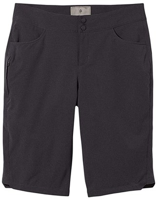 Royal Robbins Cove Bermuda (Asphalt) Women's Shorts