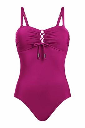 Amoena Women's Maldives One-Piece Pocketed Mastectomy Swimsuit