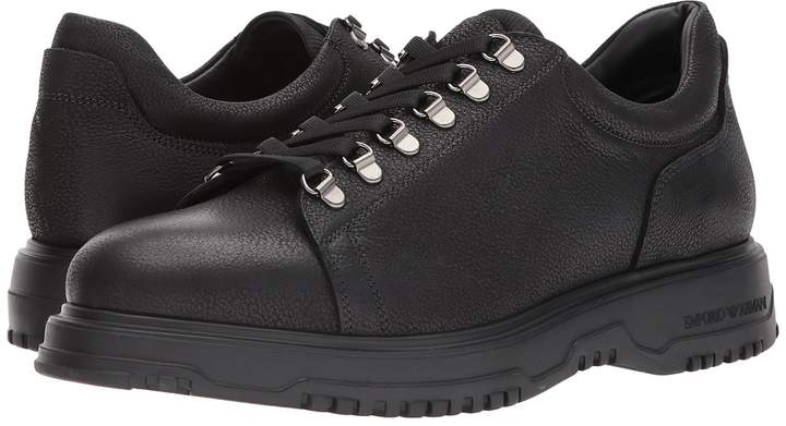 Emporio Armani Hiker Oxford Men's Lace up casual Shoes