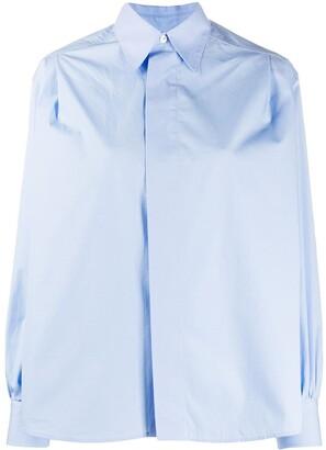 AMI Paris Long-Sleeve Shirt
