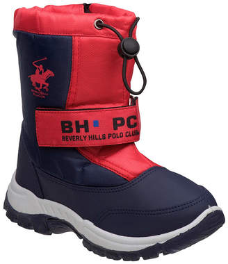 Beverly Hills Polo Club Little Girls and Boys Tall Boots
