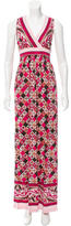 Tory Burch Printed Maxi Dress