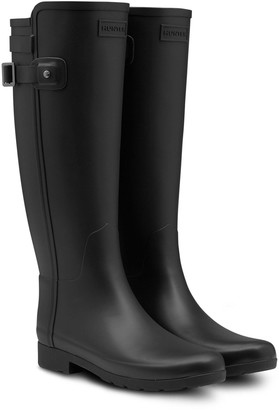 Hunter Refined Back Strap Welly Boots