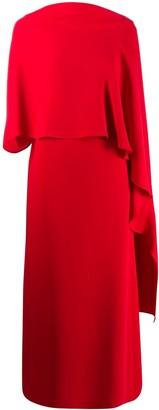 Valentino Sleeveless Long Dress