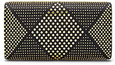 Vince Camuto Solan Studded Minaudiere Clutch