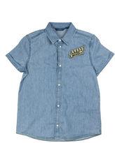 Guess Chambray Short Sleeve Shirt