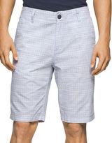 Calvin Klein Jeans Printed Cotton Shorts