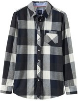 Crew Clothing Stowford Flannel Shirt