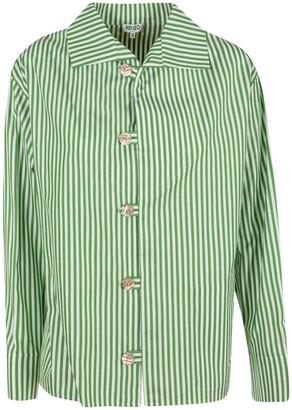 Kenzo Long Tunic Shirt