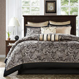 JCPenney Madison Park Wellington 12-pc. Complete Bedding Set with Sheets