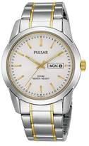 Pulsar Silver Bracelet Watch Pj6023x1