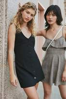 Cooperative Vivi Button-Down Mini Dress