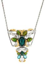 Alexis Bittar Stone Pendant Necklace