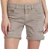 UNIONBAY Juniors' Margot Distressed Bermuda Shorts