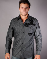 Roar Reiner Denim Button Down