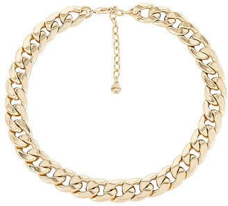 BaubleBar Michaela Curb Chain Necklace